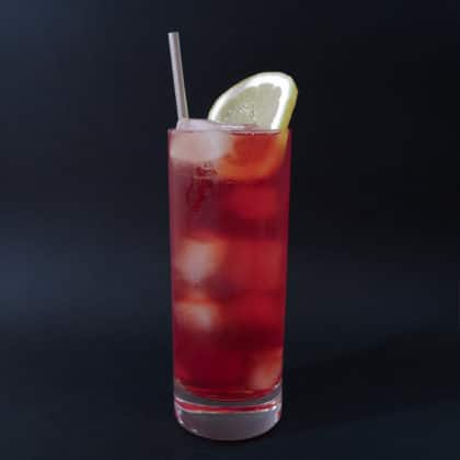 Amaretto & Cranberry Drink Recept