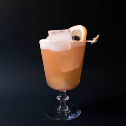 Amaretto Sour Drink Recept