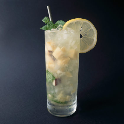 Apple Mint Lemonade Drink Recept