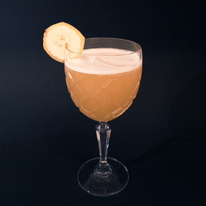 Banana 'Nana Drink Recept
