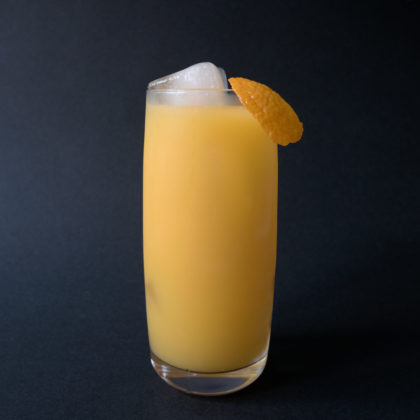 Banana & Orange Drink Recept