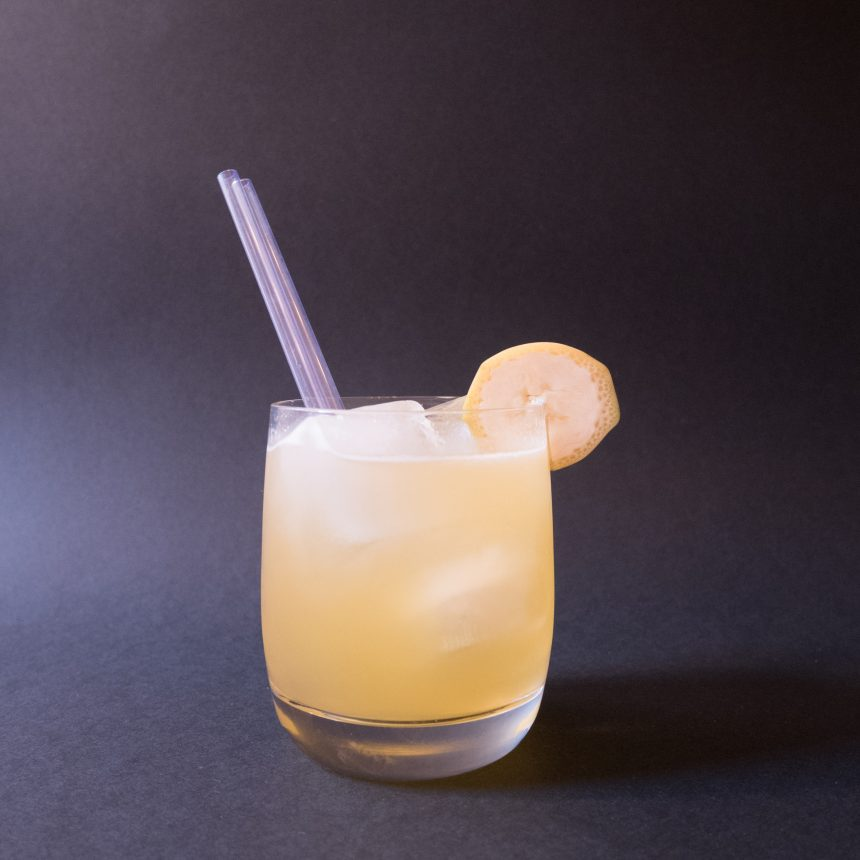 Banana Sour Drink Recept
