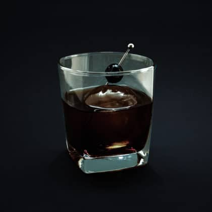 Black Russian Drink Recept