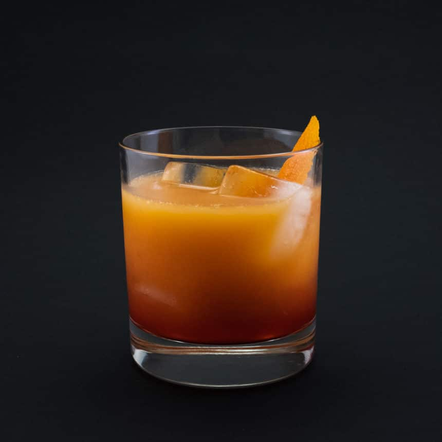 Campari Orange Drink Recept