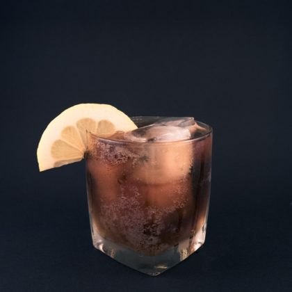 Captain & Cola Drink Recept