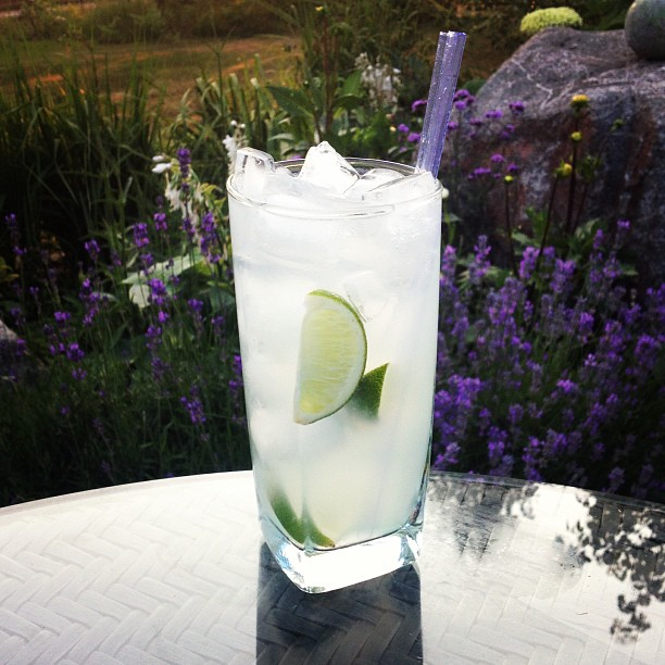 Cointreau Rickey Drink Recept