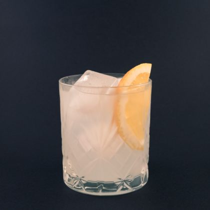 Cointreau & Tonic Drink Recept