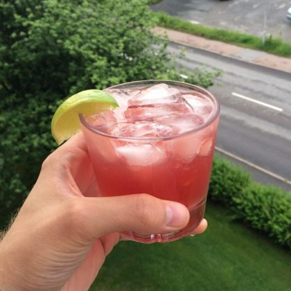 Cranberry Jack Drink Recept