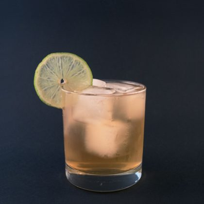 Dark 'N' Stormy Drink Recept