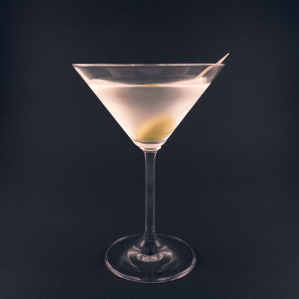 Dry Martini Drink Recept