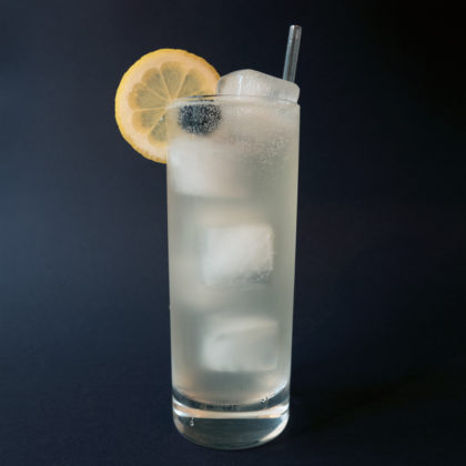 Elderflower Collins Drink Recept