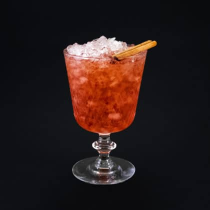 Fireball & Cran Drink Recept