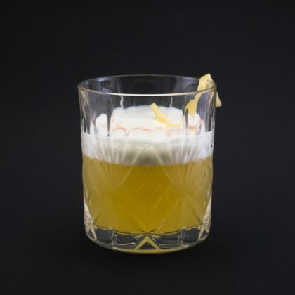 Galliano Sour Drink Recept