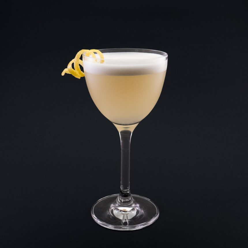 Gin Sour Drink Recept