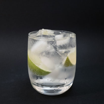 Gin & Tonic Drink Recept
