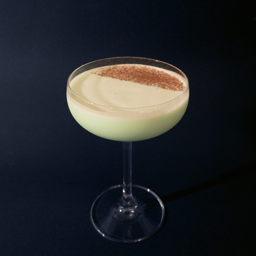 Grasshopper Drink Recept
