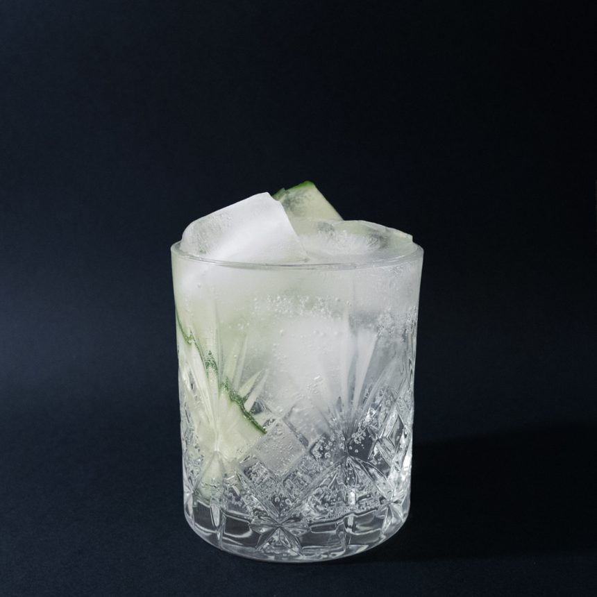 Hendrick's & Tonic Drink Recept