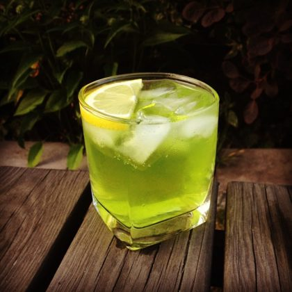 Japanese Gin & Tonic Drink Recept