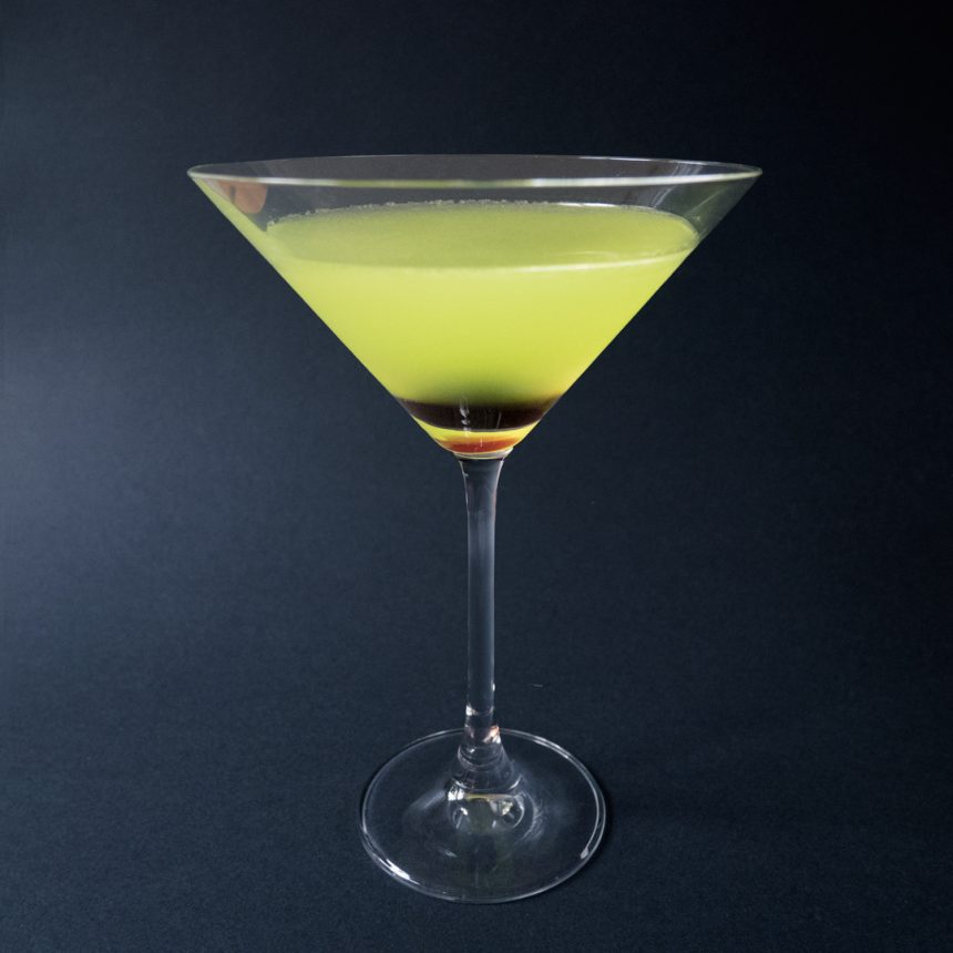 Japanese Slipper Drink Recept