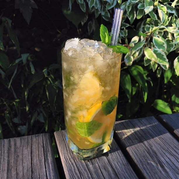 Lemon Mojito Drink Recept