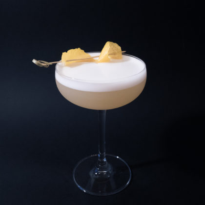Limoncello Sour Drink Recept