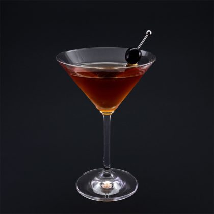 Manhattan Drink Recept
