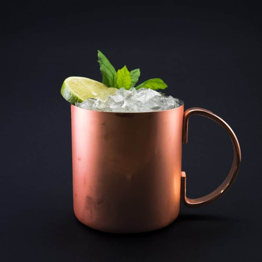 Moscow Mule Drink Recept