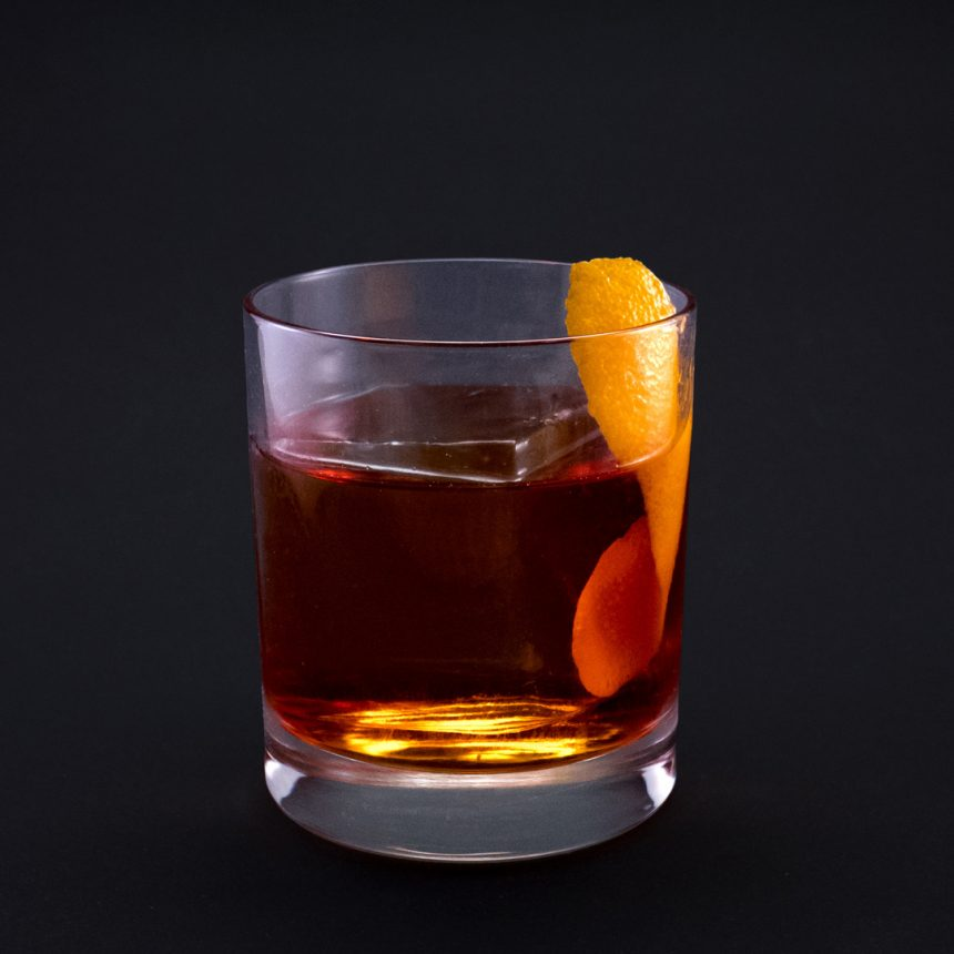 Negroni Drink Recept