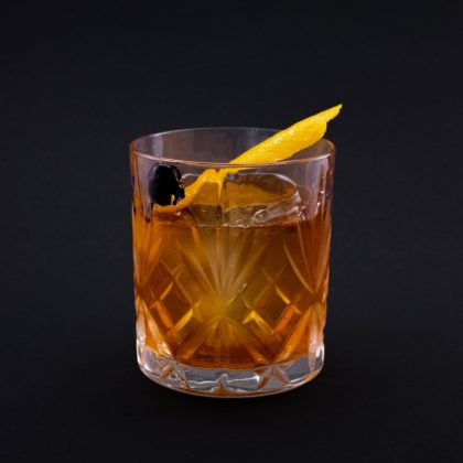 Old Fashioned Drink Recept