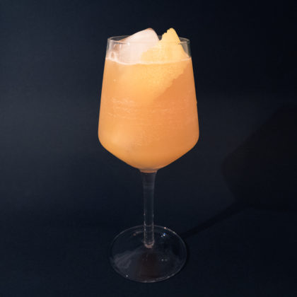 Passion Fruit Punch Drink