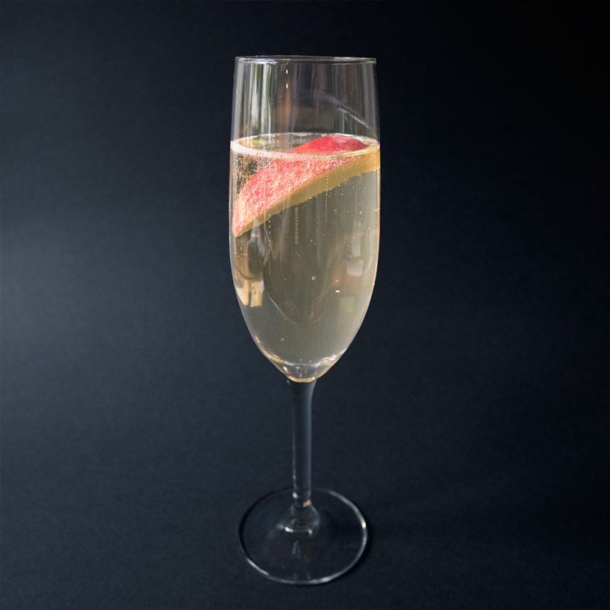 Peachtree Bellini Drink Recept