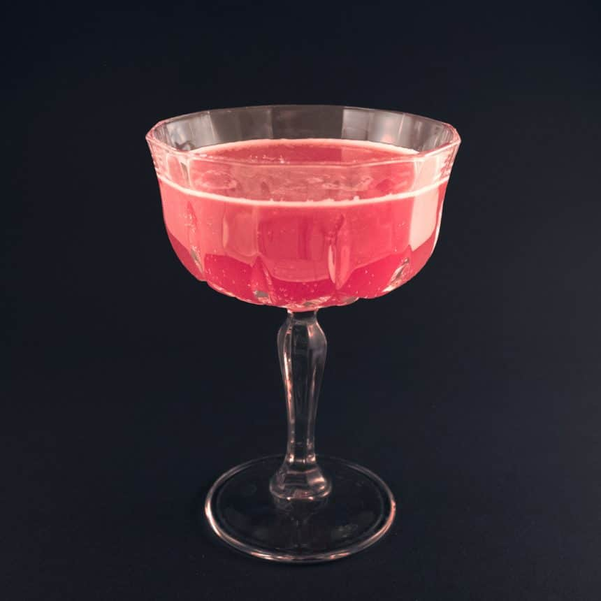 Raspberry Bellini Drink Recept