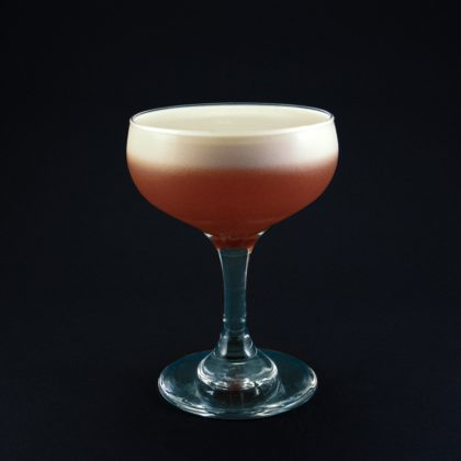 Sloe Gin Sour Drink Recept
