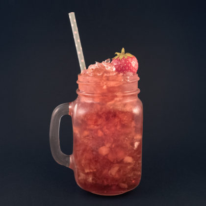 Strawberry Coke Drink Recept