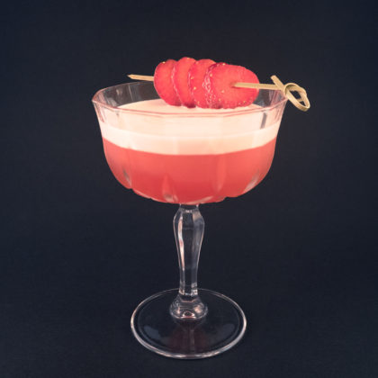 Strawberry Sour Drink Recept