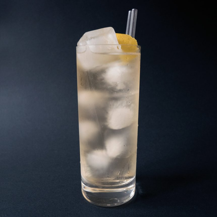The St-Germain Cocktail Drink Recept