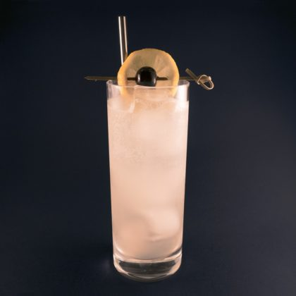 Tom Collins Drink Recept
