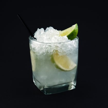 Vodka Lime Drink Recept