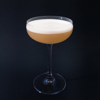 Whiskey Sour Drink Recept